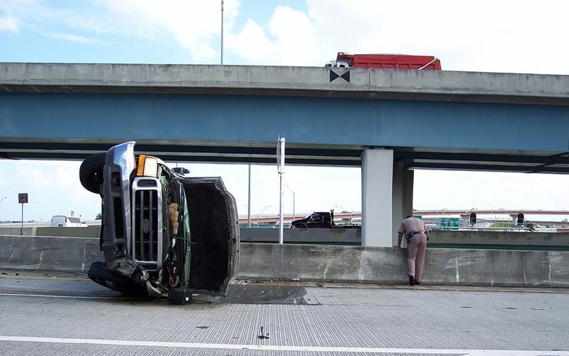 top accident